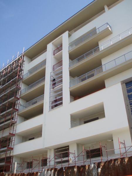 Architetto luca baldini condominio nuovo for Architetto latina